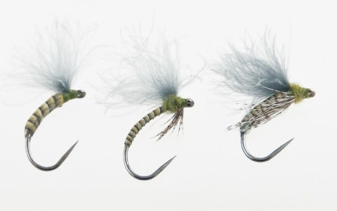 Kevin Hospodar's Synthetic Quill Emergers