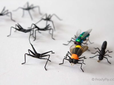 FrostyFly Realistic Insect Legs