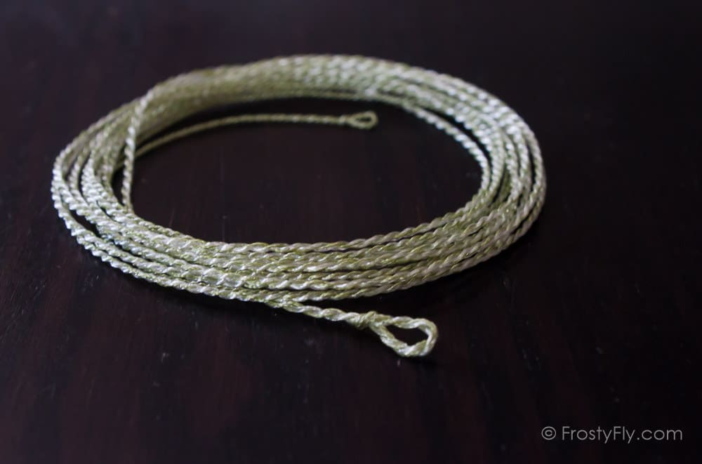 Knotted Tapered French Leaders