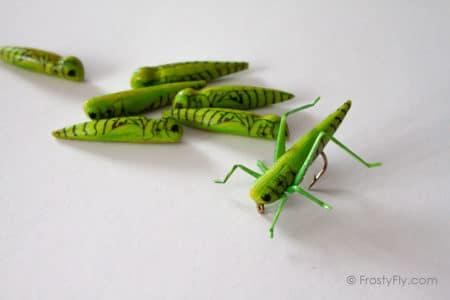 Realistic Hopper Bodies - Green