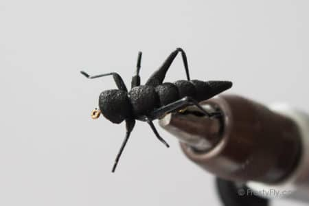 Realistic Cricket Fly