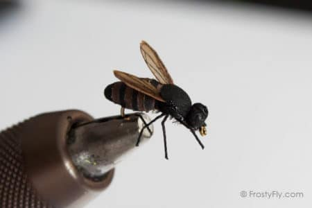 Realistic Honey Bee Fly - Natural
