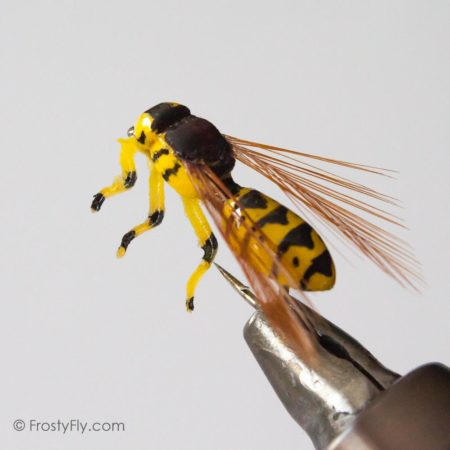 Realistic Wasp II