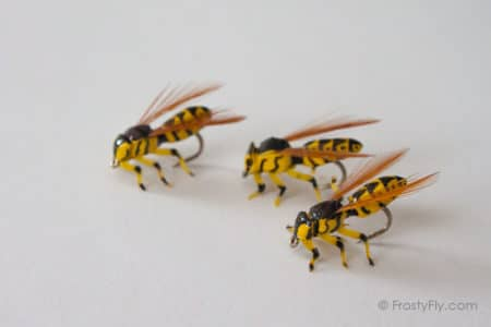 Realistic Wasps