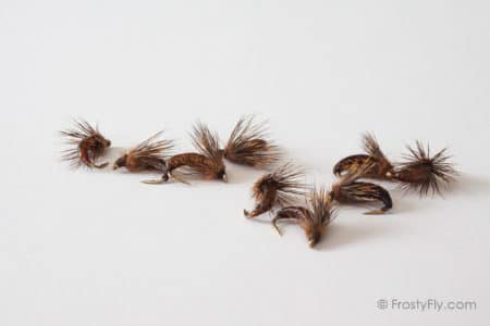Realistic Caddis Pupa - Brown