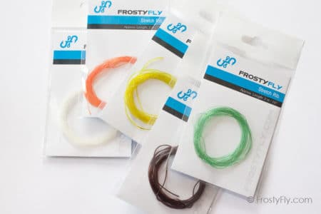 Frosty Fly - Stretch Round Rib