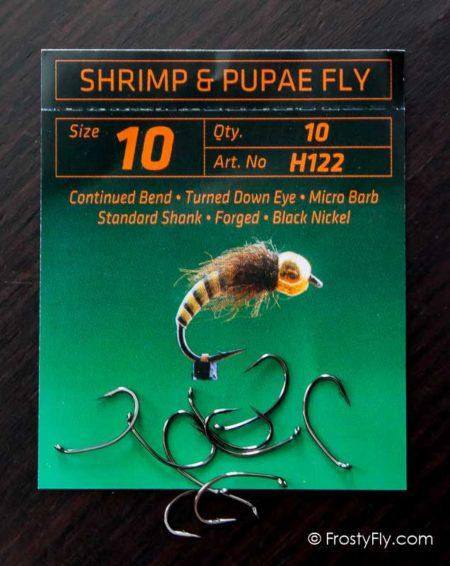 Hemingway's H122 Shrimp & Pupa Fly Hooks