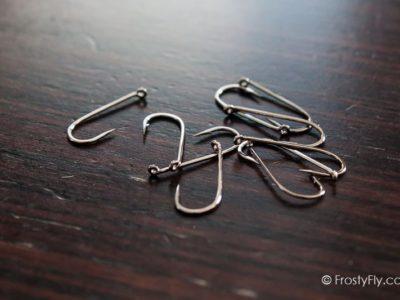 Hemingway's H123 Dry Fly Hooks