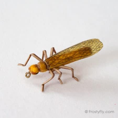 Realistic Stonefly Dry II - Golden