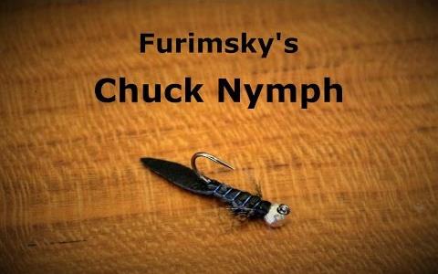 Chuck Furimsky's Chuck Nymph