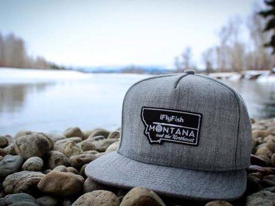 IFlyFishMontana Hat