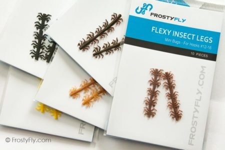 Realistic Flexy Insect Legs Mini Bugs