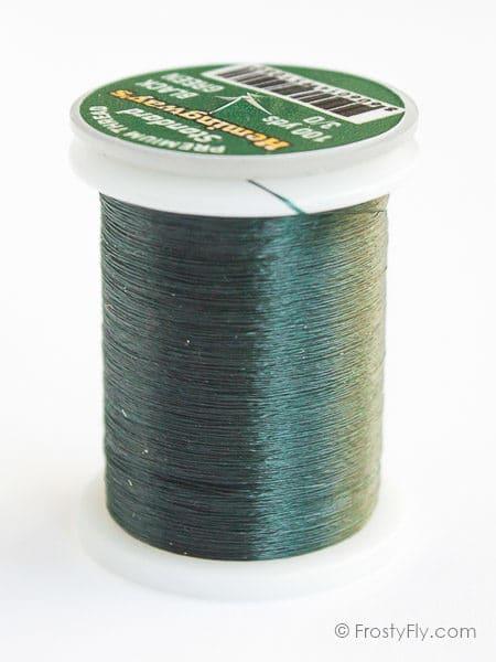 Hemingway's Standard Thread - Black Green