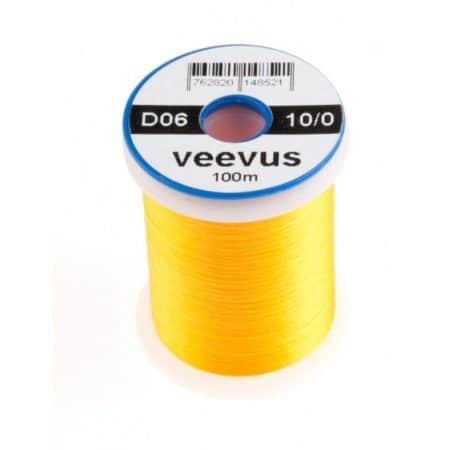 VEEVUS Thread 10-0 D06 Sunburst Yellow
