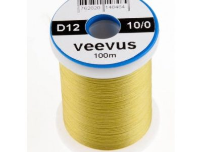 VEEVUS Thread 10-0 D12 Light Olive