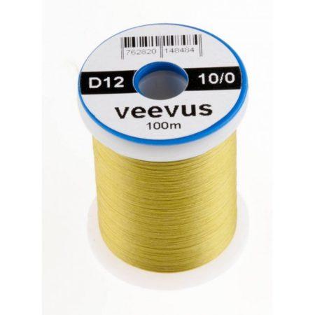 VEEVUS Thread 10-0 D12 Light Olive