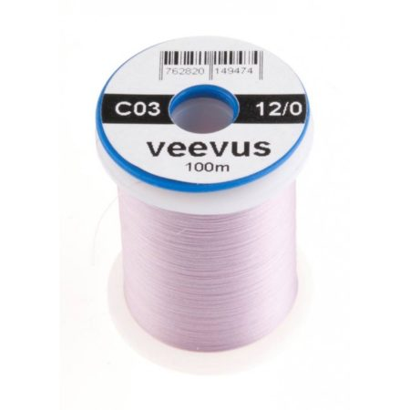 VEEVUS Thread 12-0 C03 Lavender - FrostyFly