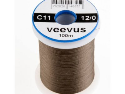 VEEVUS Thread 12-0 C11 Dark Olive - FrostyFly