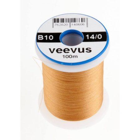 VEEVUS Thread 14-0 B10 Tan - FrostyFly