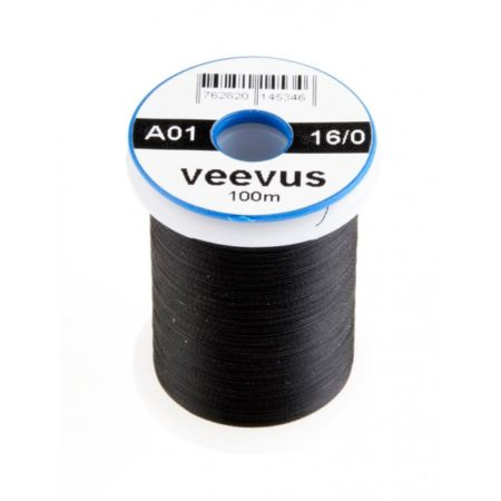 VEEVUS Thread 16-0 A01 Black