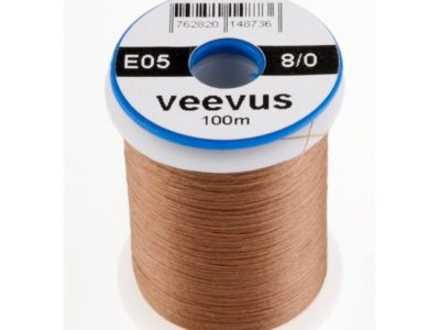 VEEVUS Thread 8-0 E05 Brown