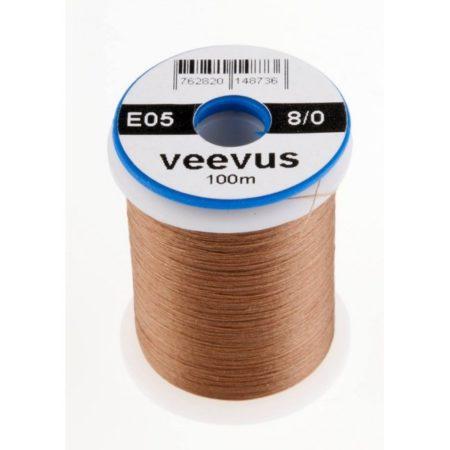 VEEVUS Thread 8-0 E05 Brown