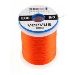 VEEVUS Thread 8-0 E08 Orange