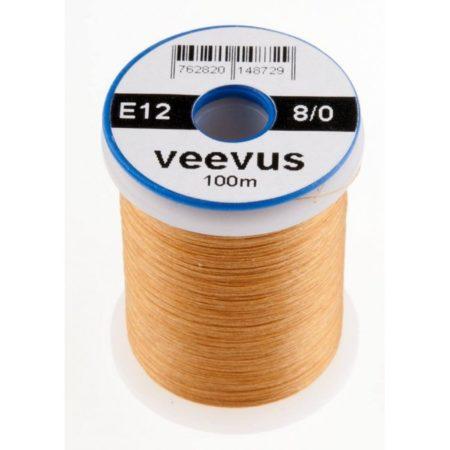 VEEVUS Thread 8-0 E12 Tan