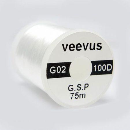 VEEVUS GSP Thread 100D G02 White