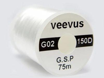 VEEVUS GSP Thread 150D G02 White