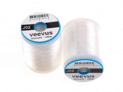 Veevus Monofil Thread J02 - Clear