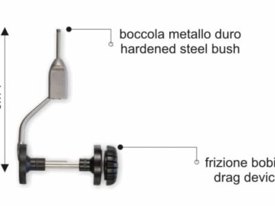 Stonfo Elite Disc-Drag Bobbin Compact 579