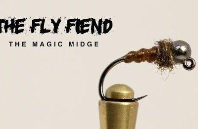 Fly Fiend's Magic Midge