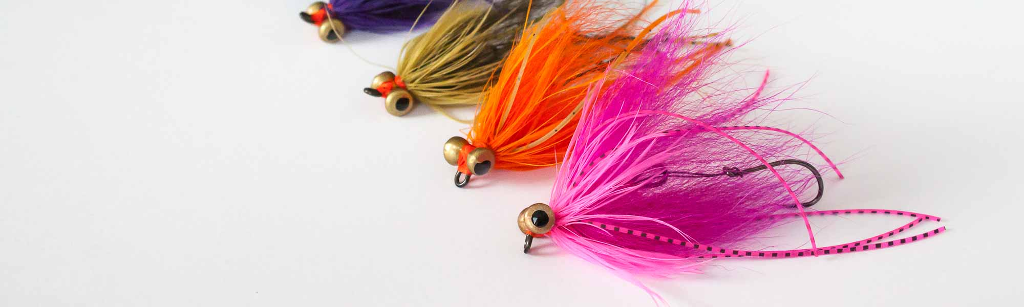 Streamer and Spey Flies - Micro Intruders
