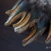 Coq de Leon Colgaderas Feathers - Flor de Escoba