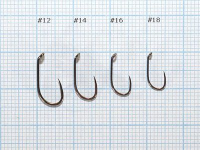 Demmon Competition W633 Barbless Nymph and Wet Fly Hooks - sizes
