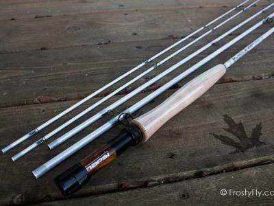 Sinapsi Black Sheep10' 3wtEuro Nymphing Rod