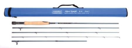 Hanak Alpen Nymph 4 in 1 Rod