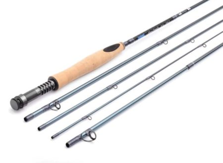 Hanak Alpen Nymph 4 in 1 Rod - Detail