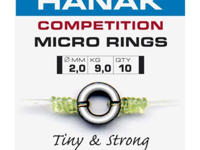 Hanak Micro Rings 2mm - 10 pcs