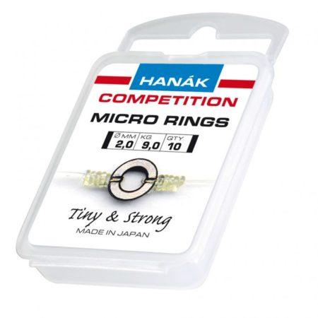 Hanak Micro Rings 2mm - 10 pcs