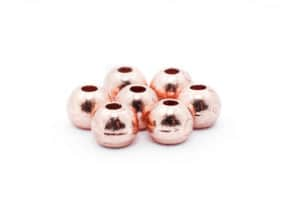 Tungsten Beads - Copper