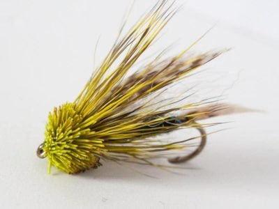Starlite Muddler Minnow - Green