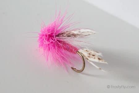 Starlite Muddler Minnow - Pink