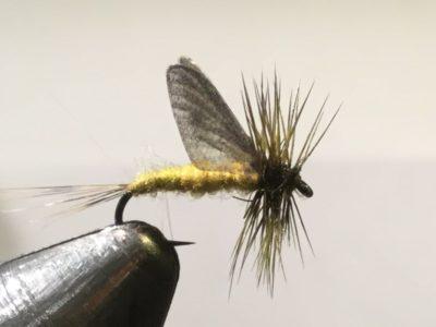 Hemingway's BWO Dry Fly