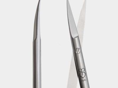 Renomed FS4 Medium Curved Scissors 11cm