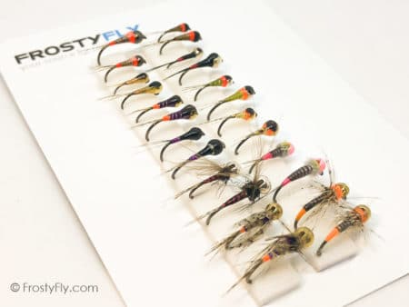 Euro Nymph Selection 2 - 24 Flies