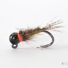 Black & Olive Jig Nymph HS