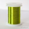 Hemingway's Ultra Fine Wire 0.1 mm - Chartreuse