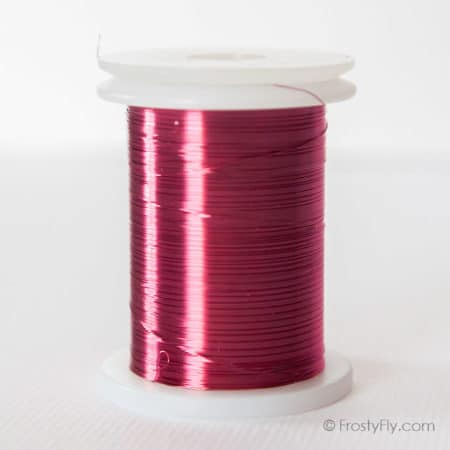 Hemingway's Ultra Fine Wire 0.1 mm - Wine